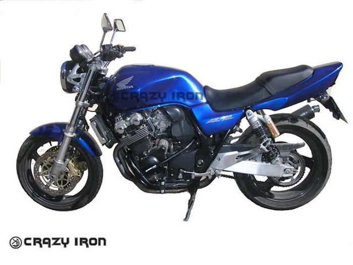 "Дуги безопасности  ""Crazy Iron "" - Motorcycle Engine/Frame Guards/Crash Bars..."